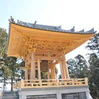 長福寺鐘楼堂正面